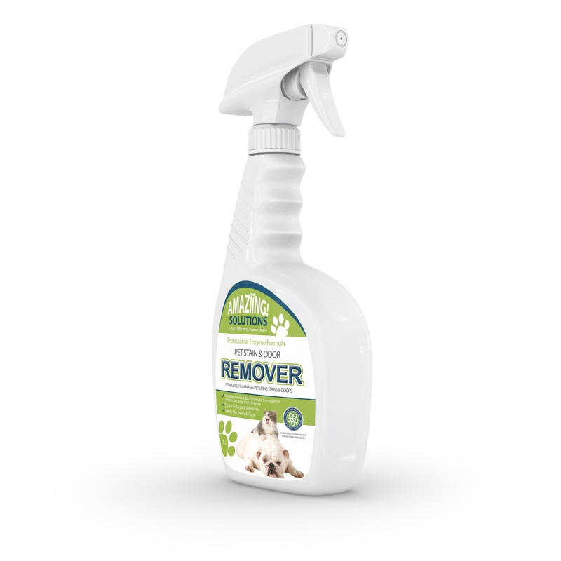 amaziing solutions carpet stain remover